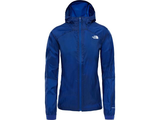 The North Face Keiryo Diad Windwall Jacket Damen sodalite blue